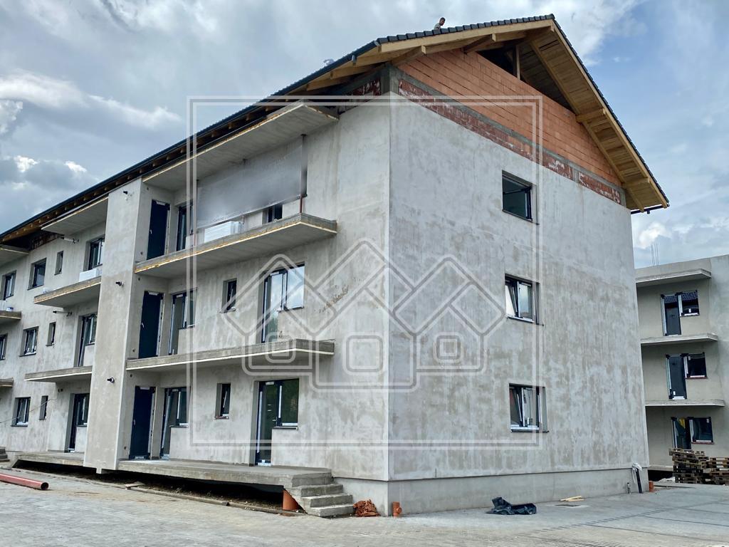 Alpha Ville IV - Wohnkomplex Selimbar - Immobilien Sibiu