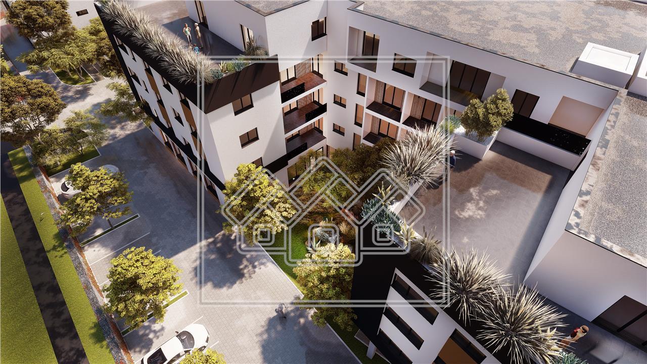 Ansamblul Rezidential Green City II - Imobiliare Sibiu