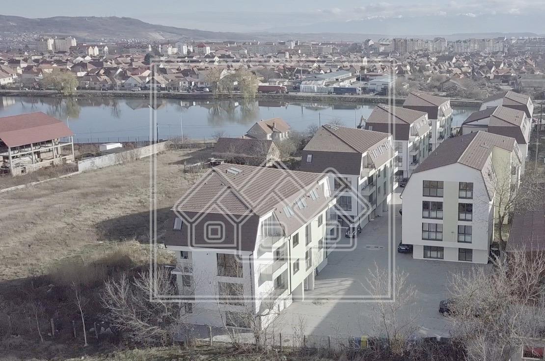 The LAKE RESIDENCE-SIBIU-IMOBILIARE complex