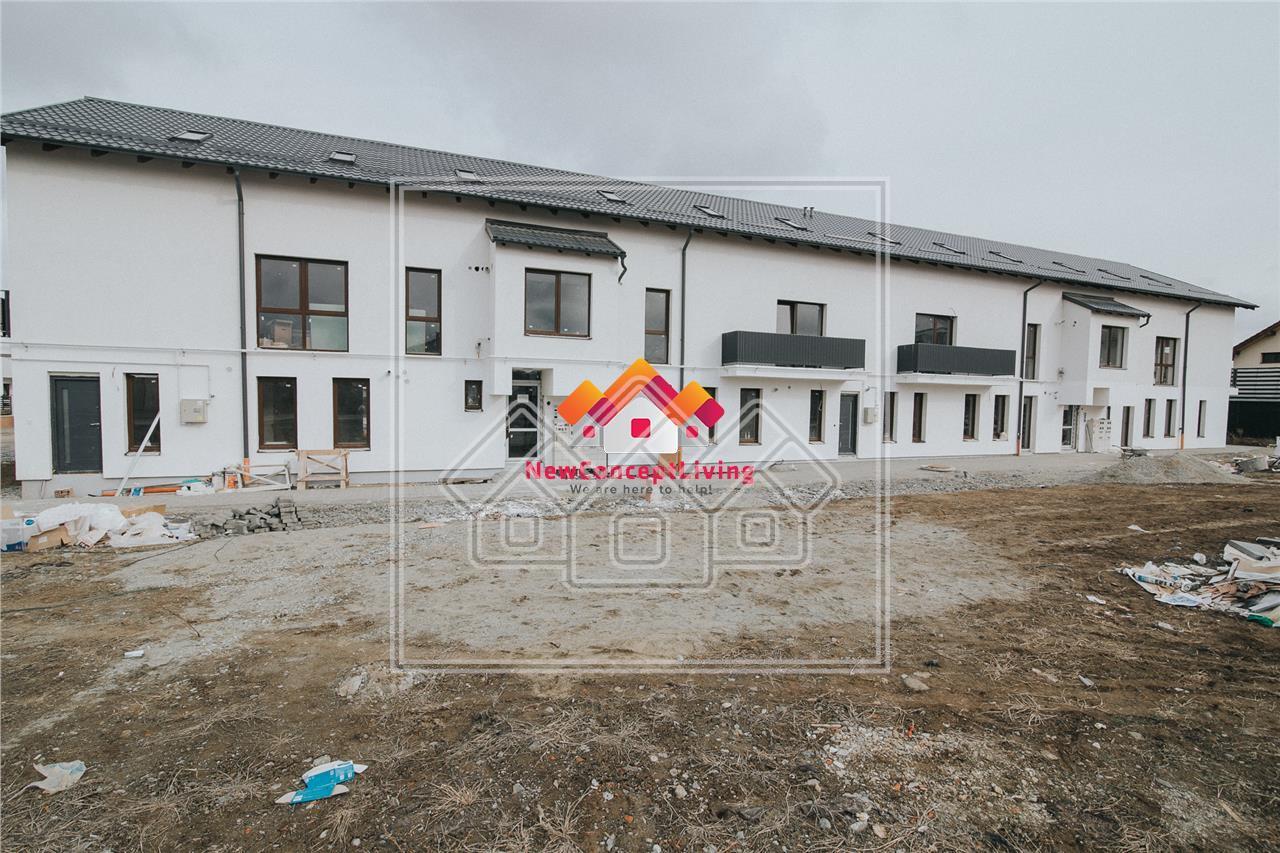 Ansamblul Rezidential de apartamente la vila - Calea Cisnădiei SIBIU