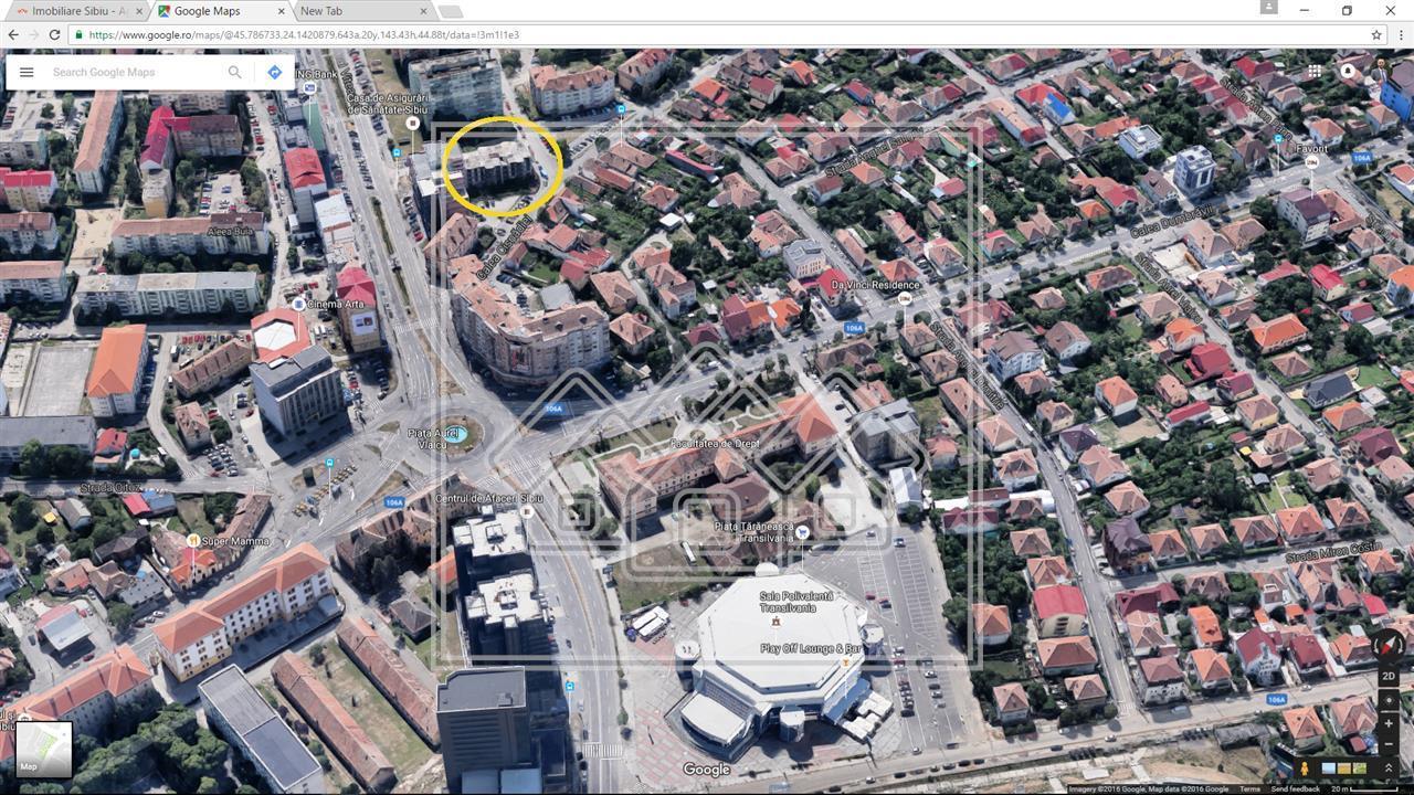 Wohnkomplex - Mihai Viteazu Tower - SIBIU IMMOBILIEN