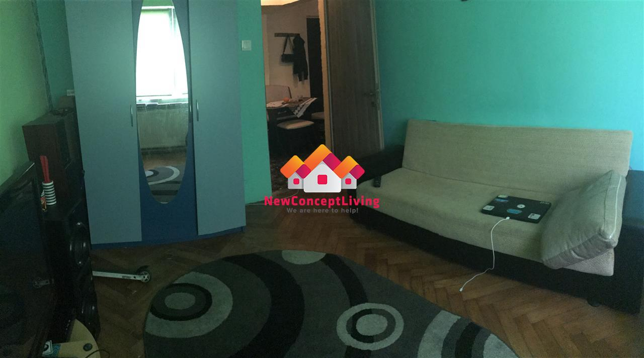 Apartament cu 2 camere de vanzare in Sibiu - Zona Siretului