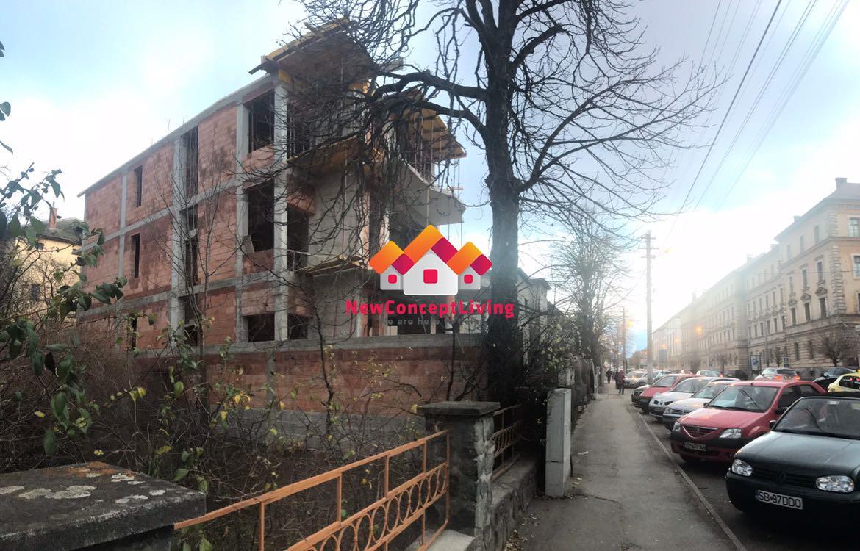 Cladire noua de birouri de inchiriat - Calea Dumbravii