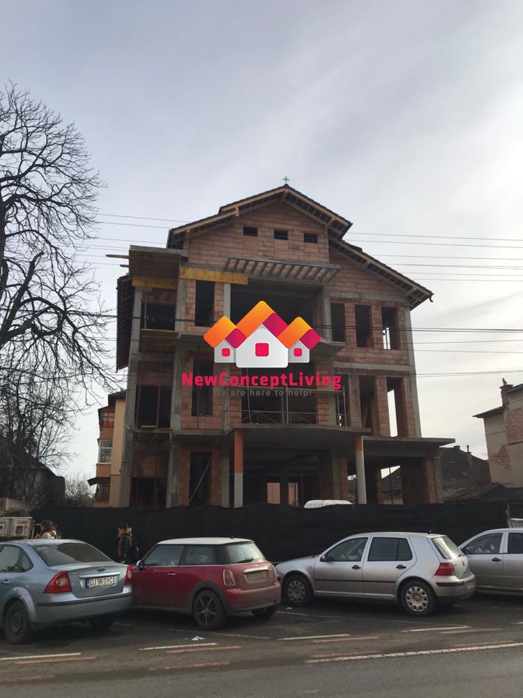 Spatiu comercial de lux de inchiriat in Sibiu - Calea Dumbravii