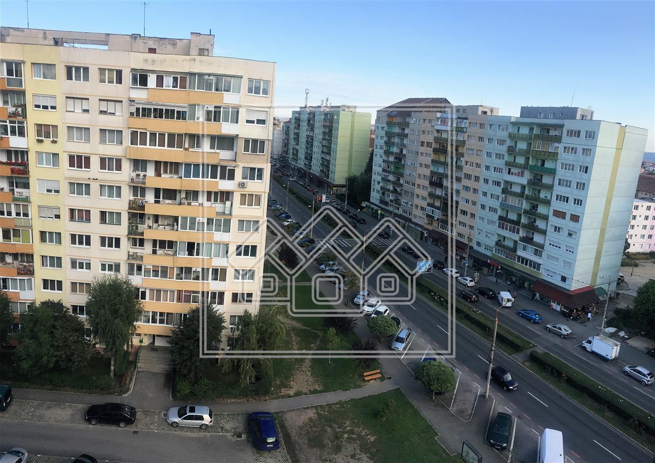 Apartament 2 camere decomandat cu pivnita de vanzare in Sibiu