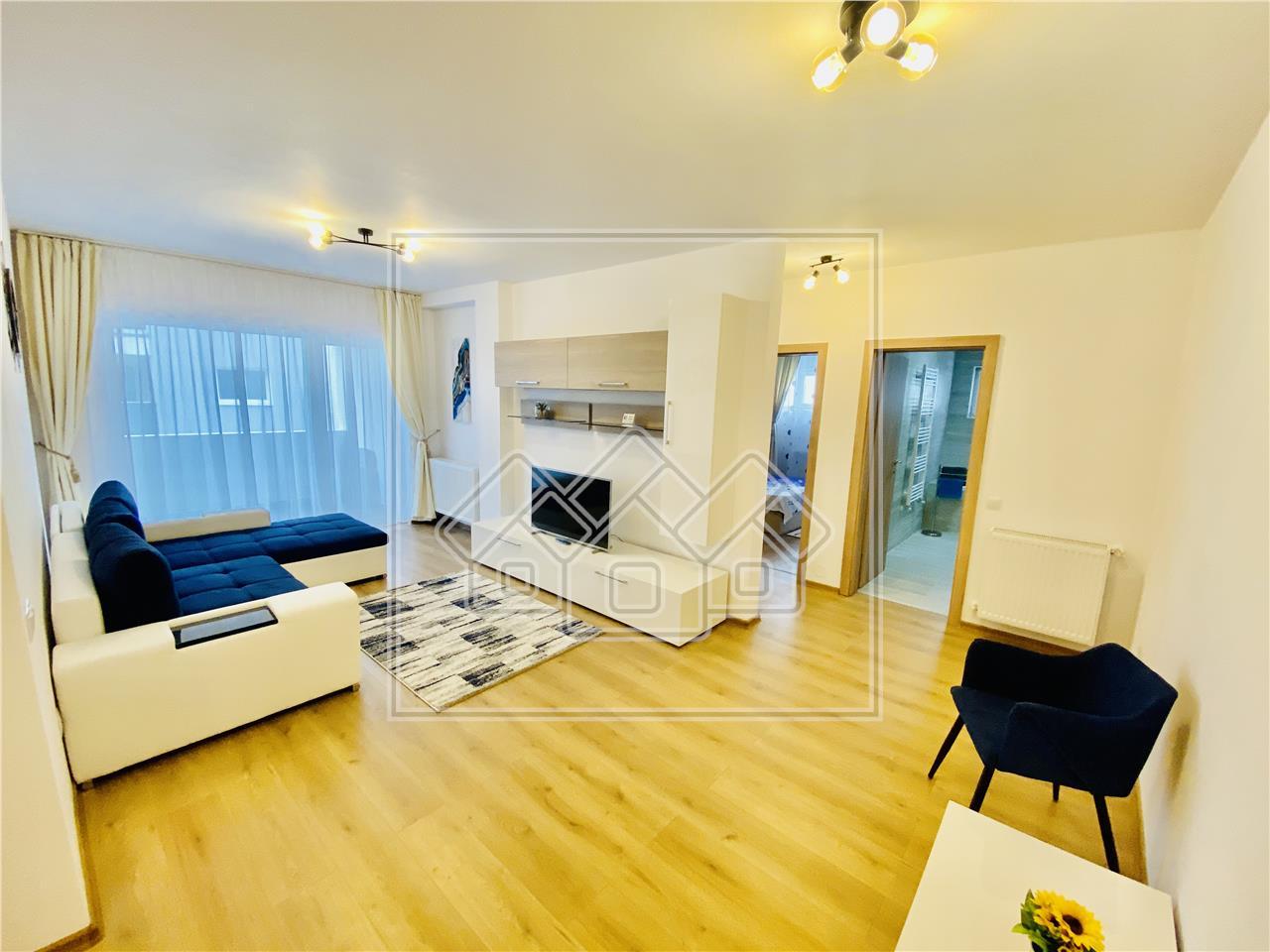 Apartament de inchiriat in Sibiu - 3 camere cu balcon - Kogalniceanu