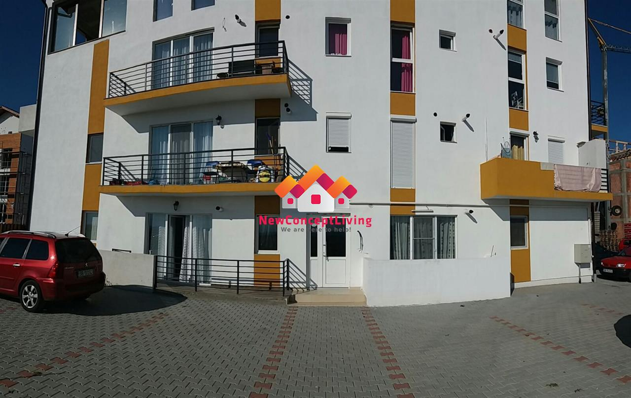 Apartament de vanzare in Sibiu-2 camere-intabulat-mobilat si utilat-