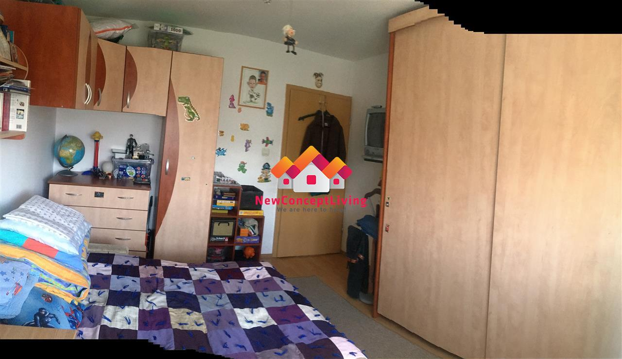 Apartament 3 camere,bloc nou, utilat si mobilat de vanzare in Sibiu