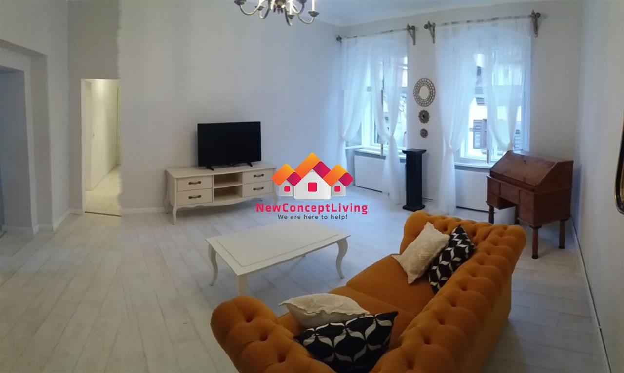Apartament de inchiriat in Sibiu-3 camere- ultracentral- dotari de lux