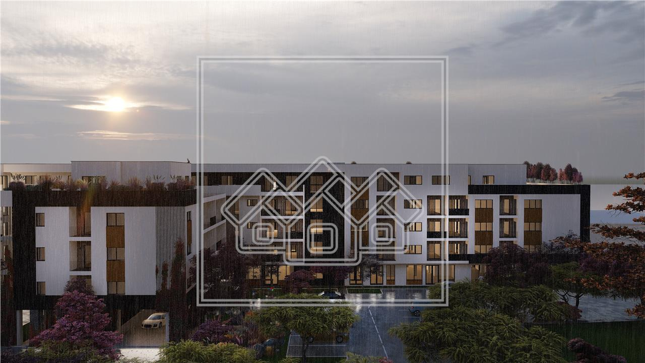 Apartament de vanzare in Sibiu - Etaj 1 - Zona Piata Cluj
