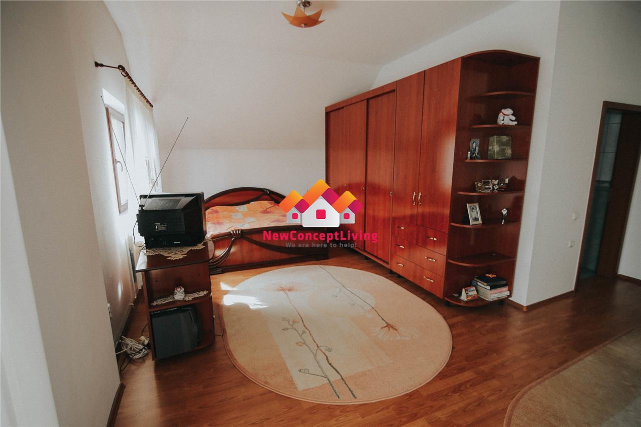 Casa de vanzare in Sibiu - la 5 minute de Centru - ideal Pensiune