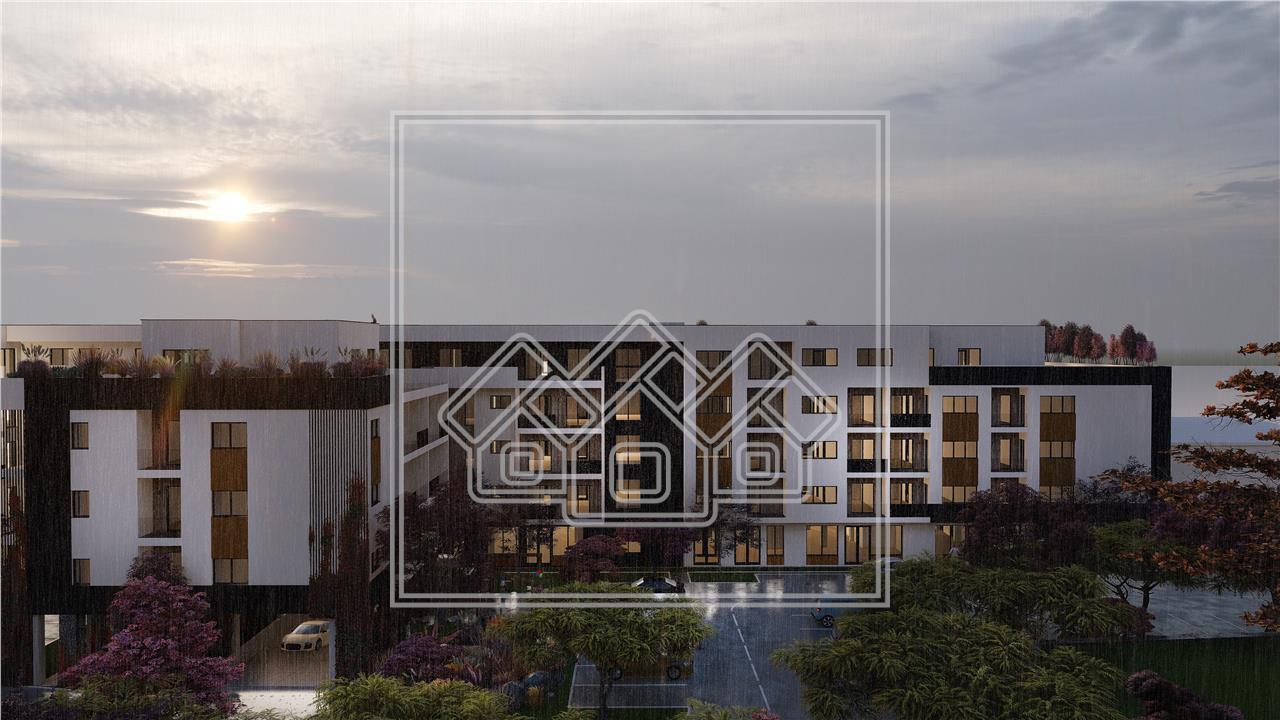 Apartament de vanzare in Sibiu - Decomandat - Zona Piata Cluj