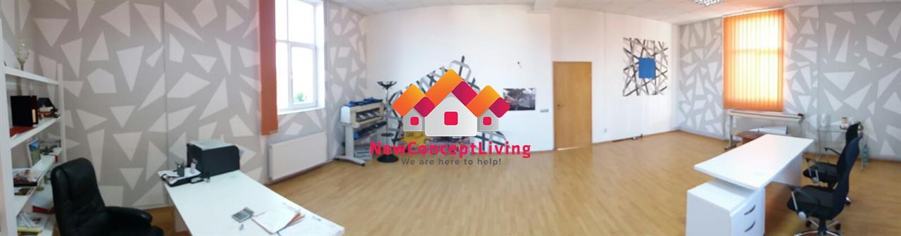 Spatiu de birouri de inchiriat in Sibiu- 60 mp utili- zona centrala