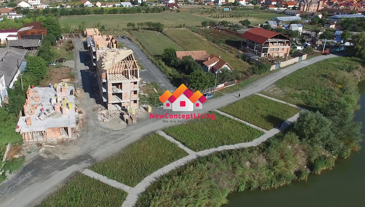 Apartament de vanzare in Sibiu- 2 camere + terasa 32 mp