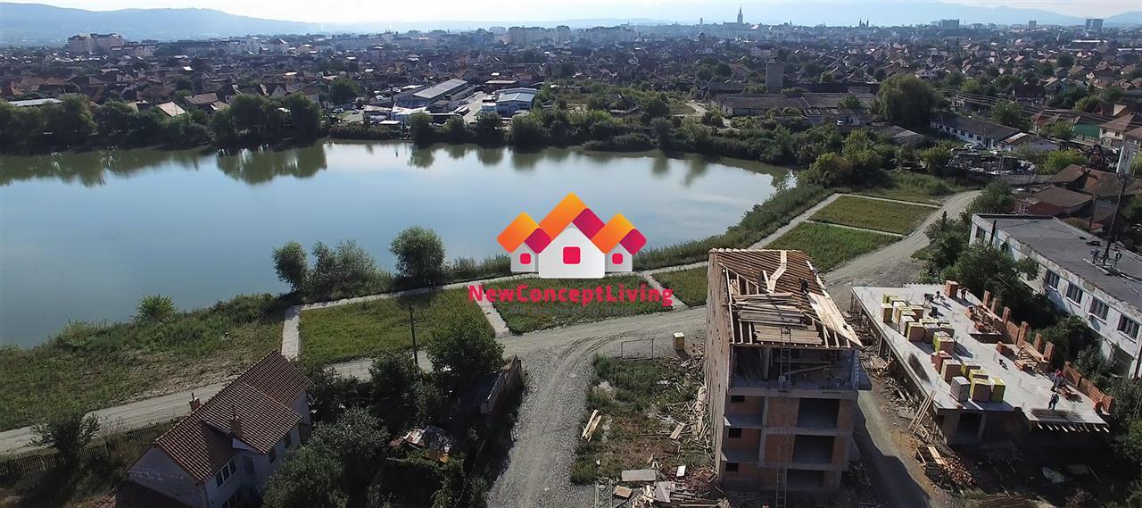 Apartament de vanzare in Sibiu- 2 camere decomandate + terasa