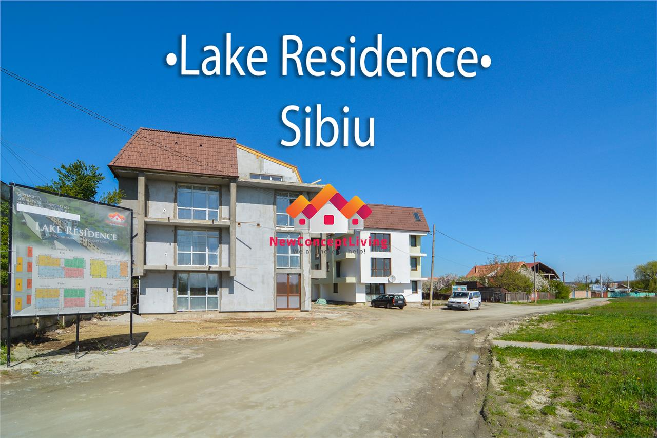Penthouse de vanzare in Sibiu + terasa 32 mp