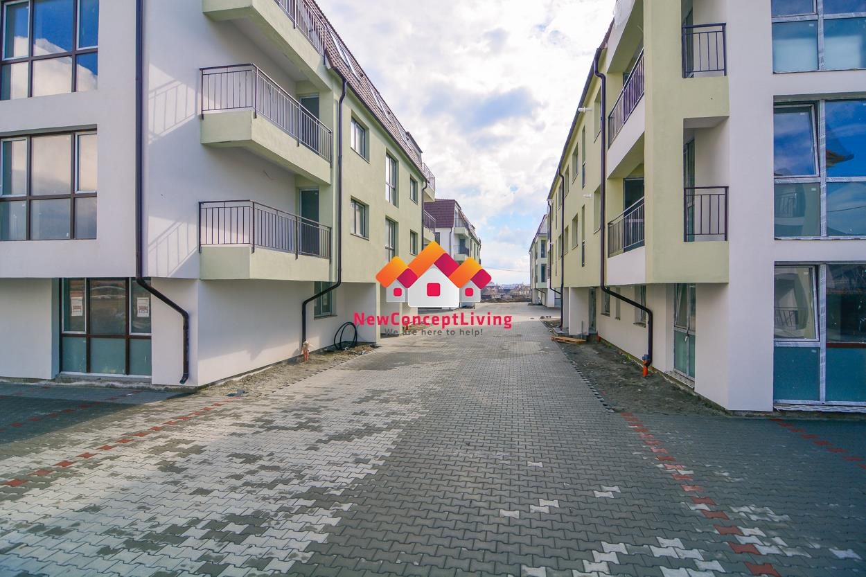 Penthouse de vanzare in Sibiu + terasa 32 mp - confort de LUX