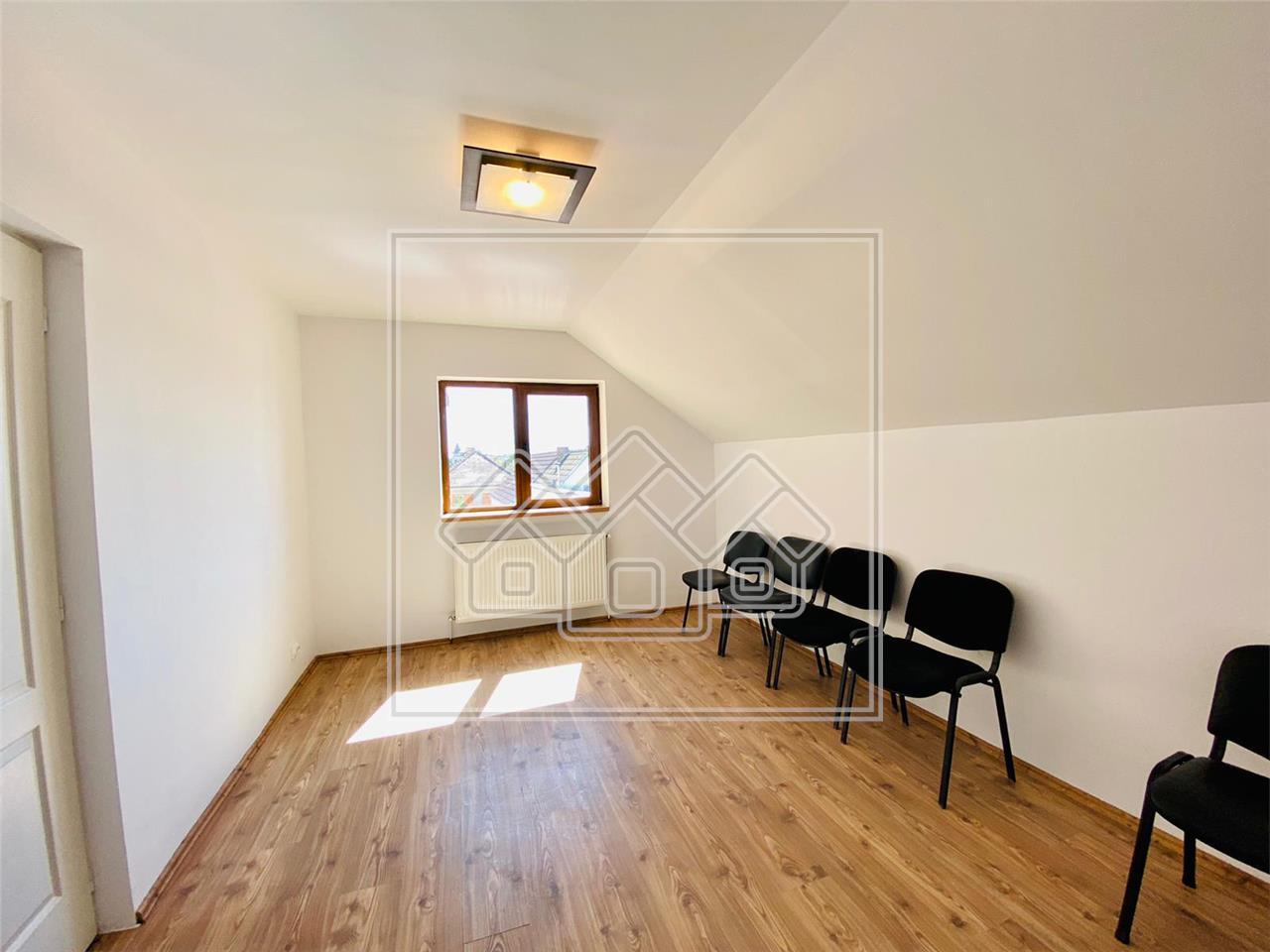 Apartament de inchiriat in Sibiu - la casa - 90 mp - zona Turnisor