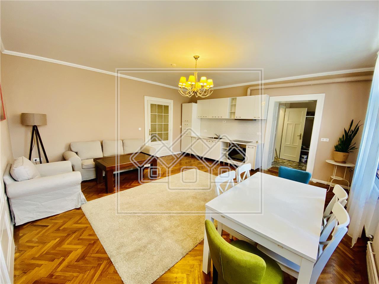 Apartament de inchiriat in Sibiu - La vila - Parcul Sub Arini