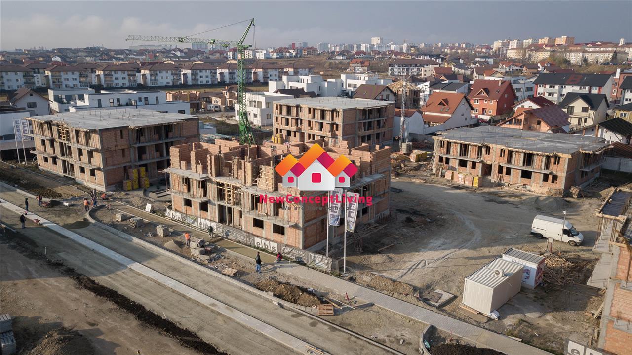 Garsoniera de vanzare in Sibiu - Optimus Mini - zona rezidentiala