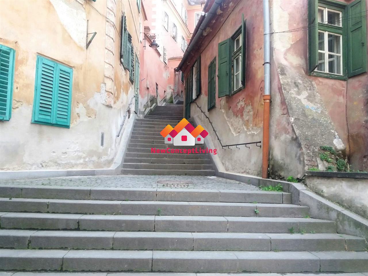 Casa de vanzare in Sibiu- zona ultracentrala