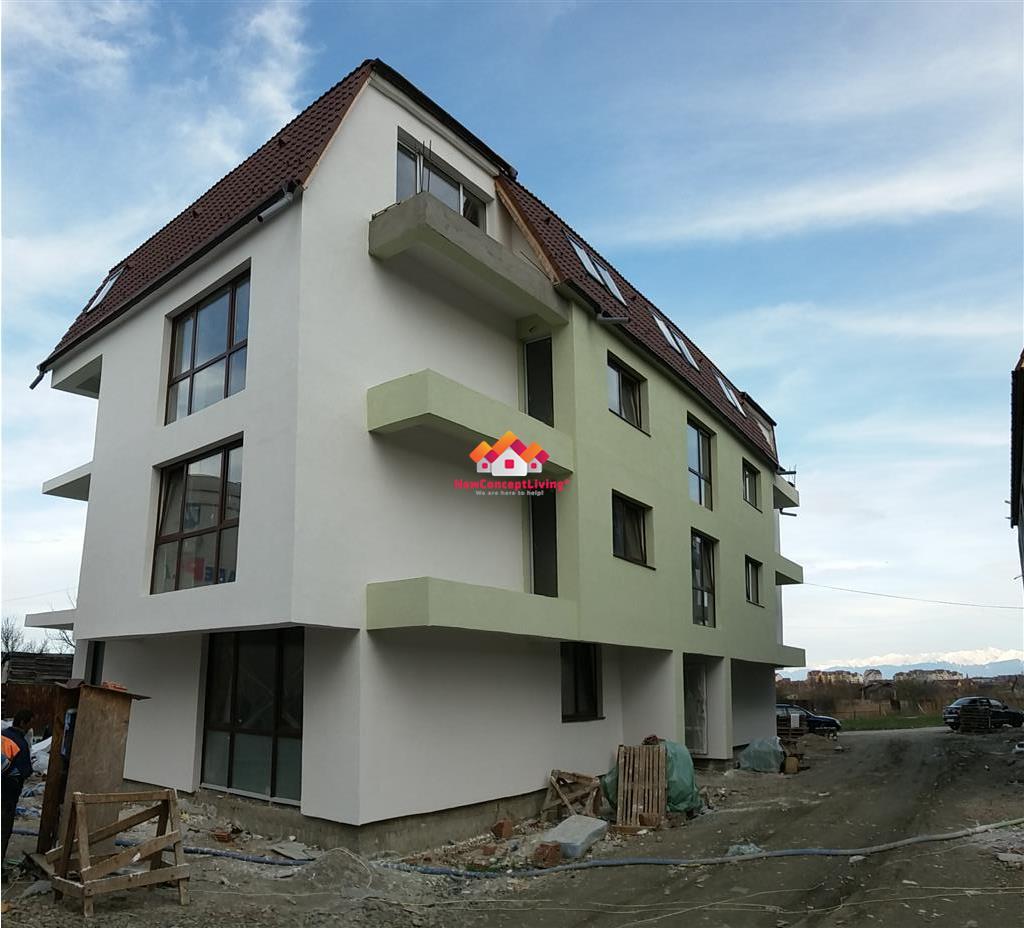 Garsoniera de vanzare in Sibiu - Confort LUX