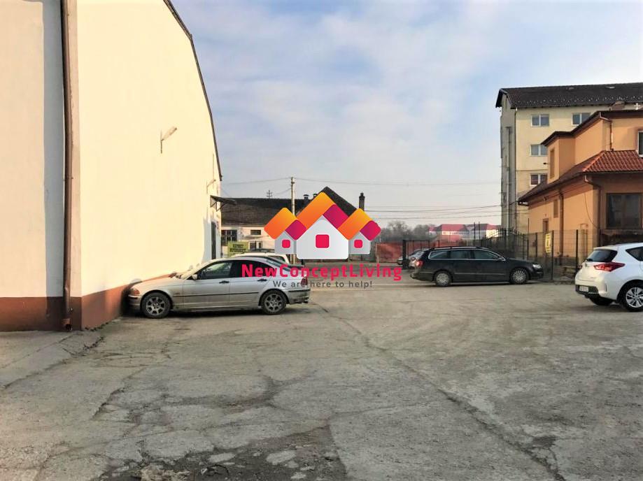 Spatiu comercial de inchiriat in Sibiu, cu vitrina la strada