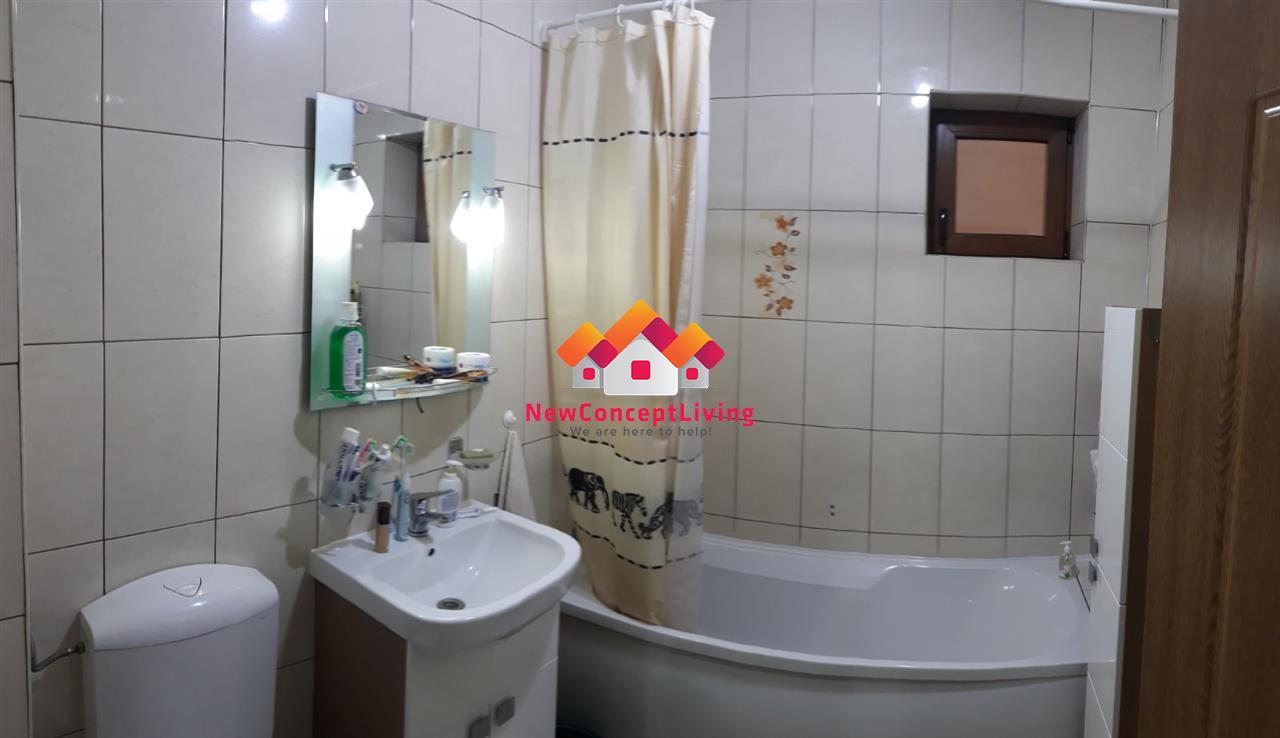 Apartament 2 camere de vanzare in Sibiu - Selimbar. Mobilat Complet.