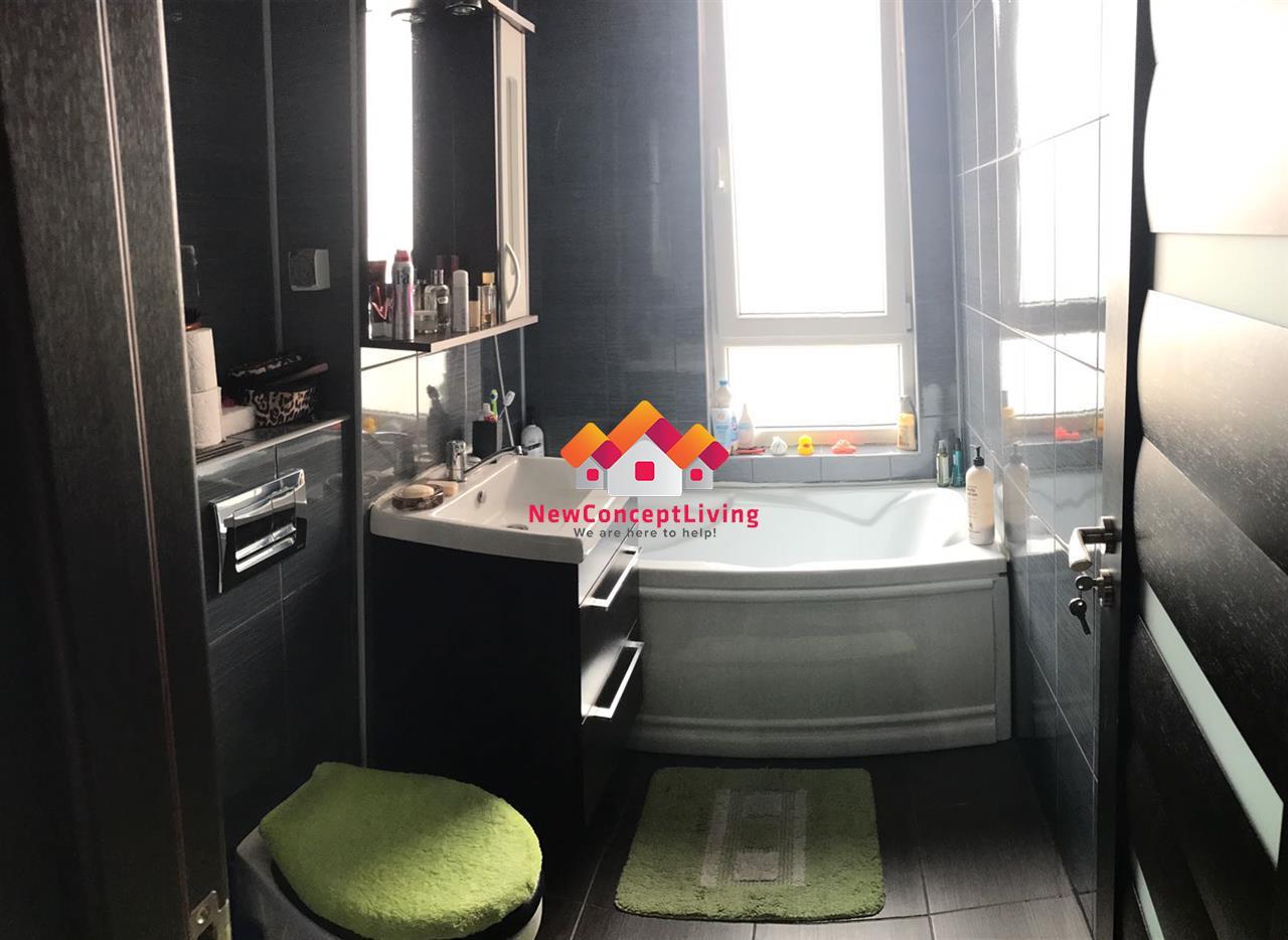 Apartament 3 camere de vanzare in Sibiu - Mobilat + Gradina mare