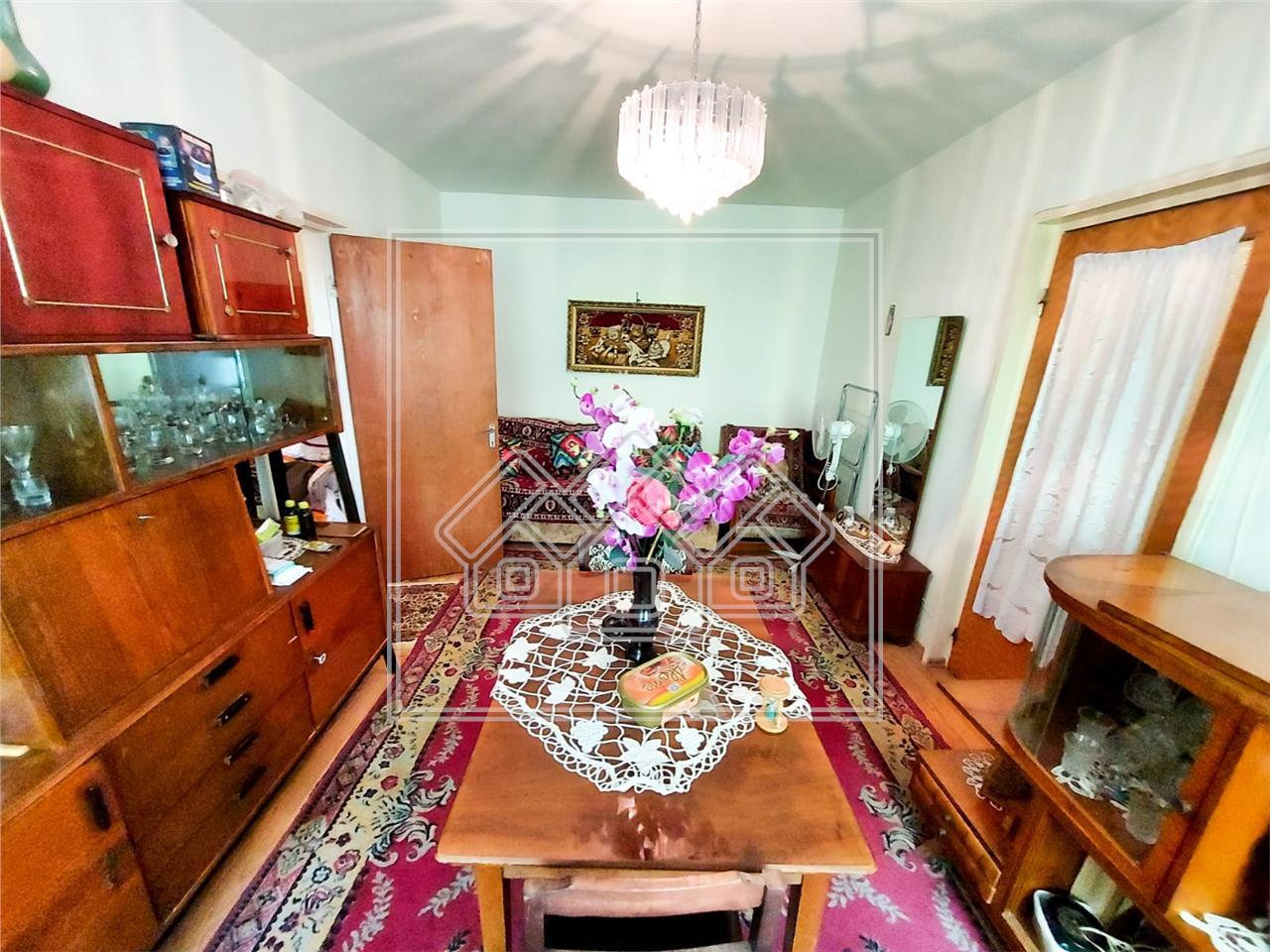 Apartament de vanzare in Sibiu - 2 camere - zona Semaforului