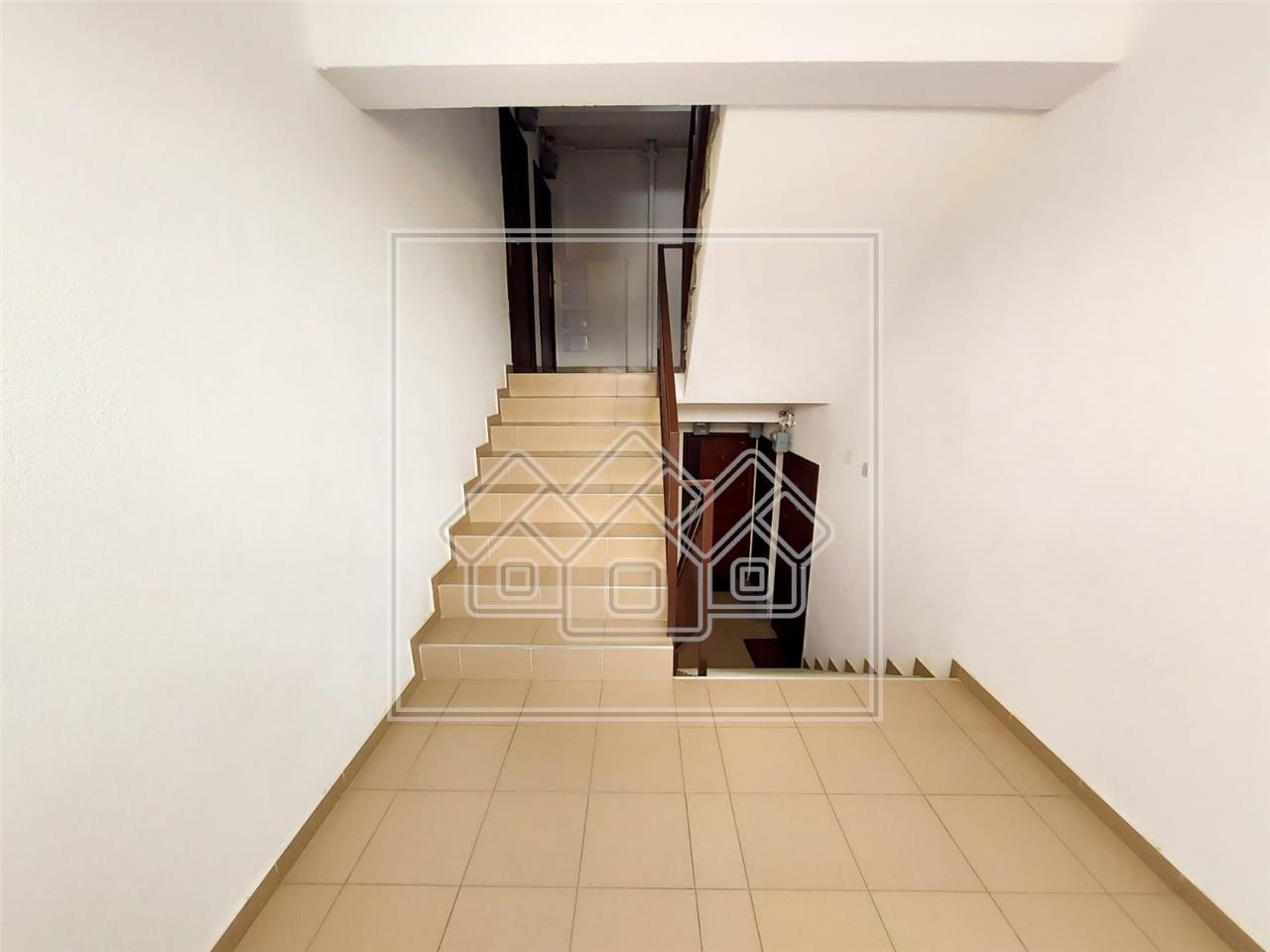 3 Zimmer Wohnung kaufen in Sibiu - Turnisor