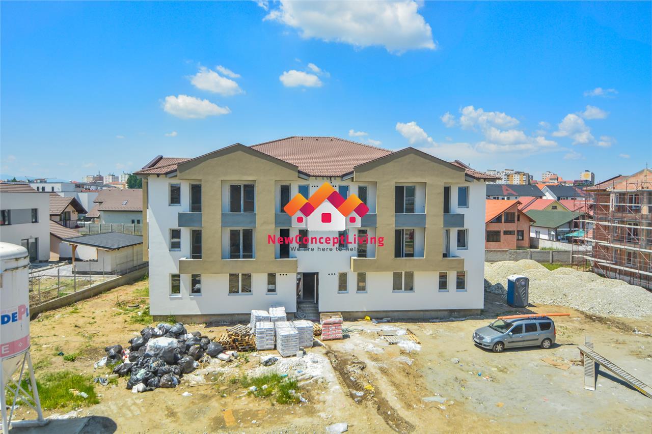 Apartament de vanzare in Sibiu - 2 camere decomandate - Family I