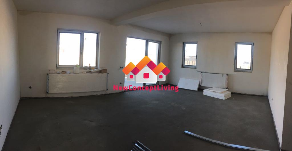 Casa de vanzare in Sibiu - Tip Duplex - Spatiosa + Gradina