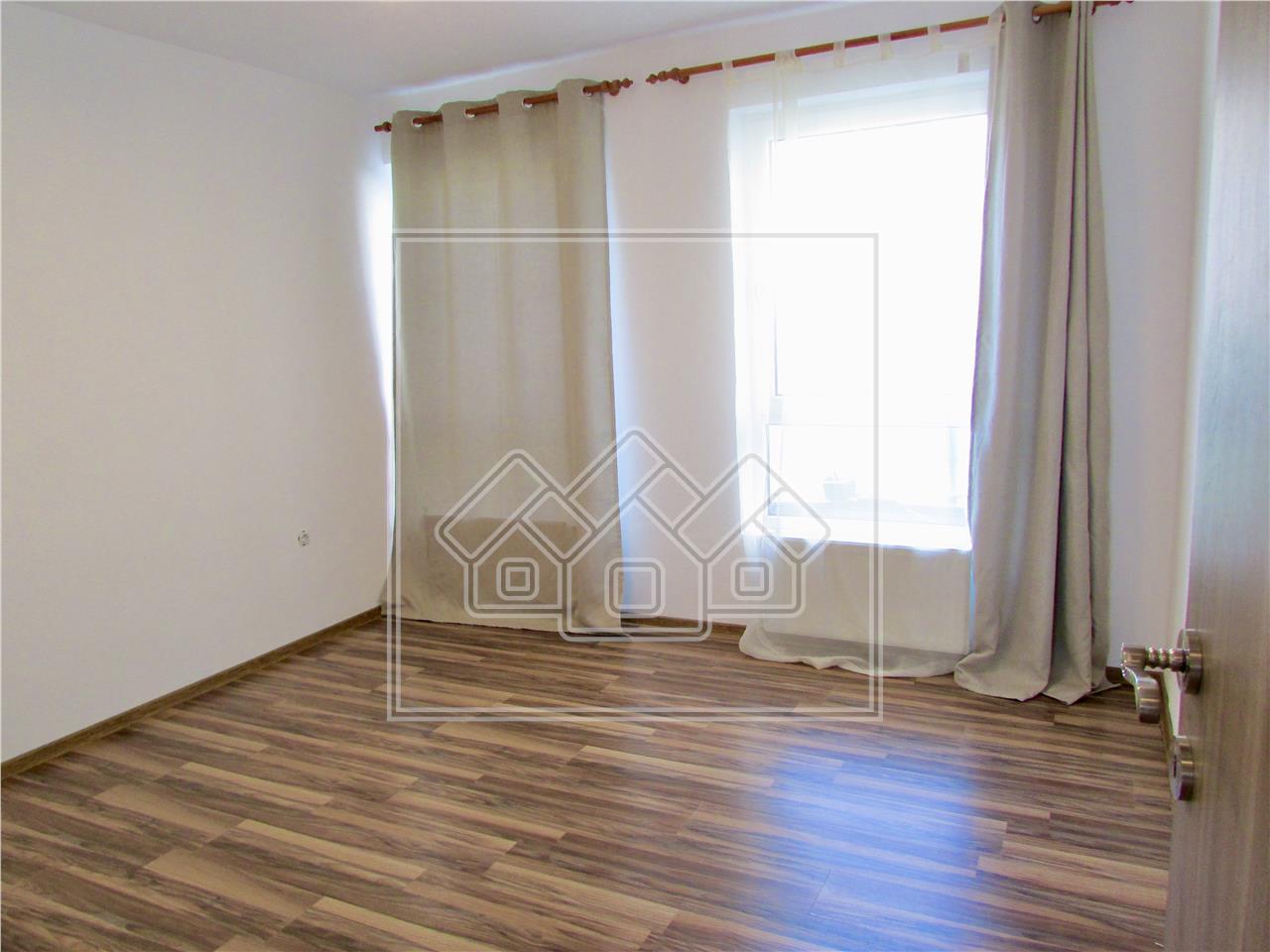 Apartament 3 camere de inchiriat in Sibiu, cu gradina