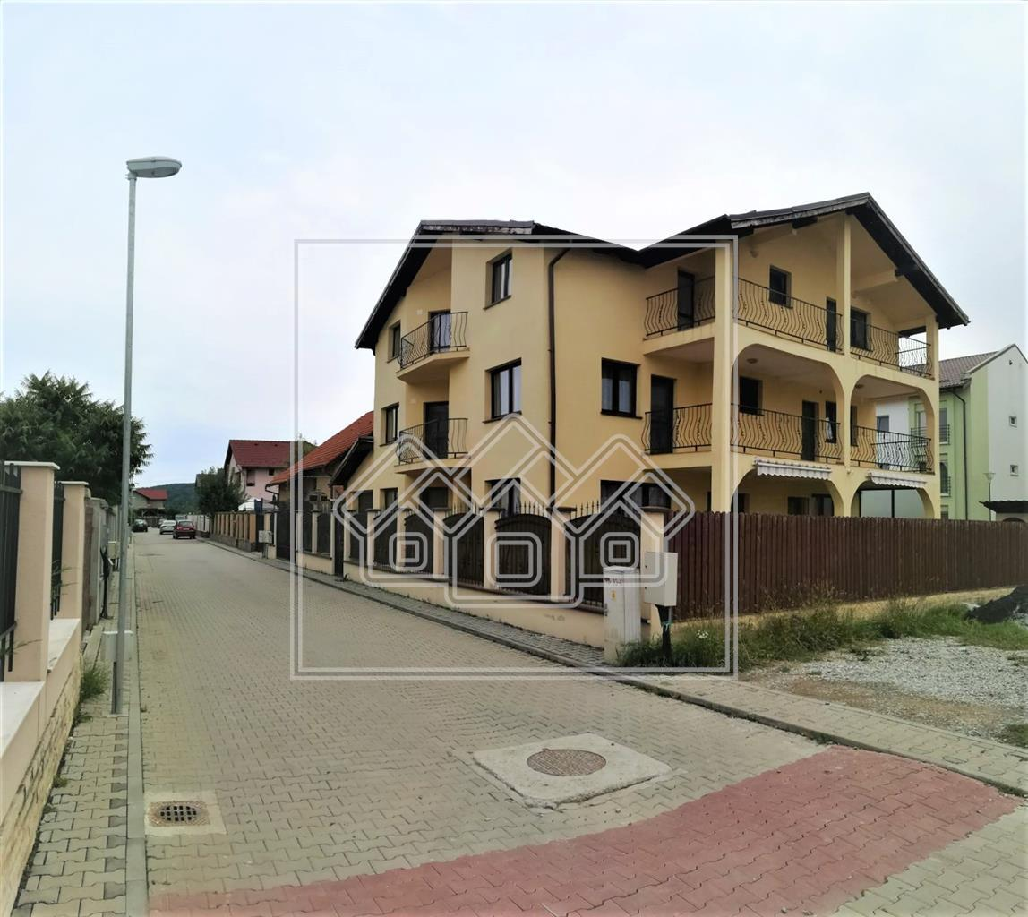 Casa de inchiriat in Selimbar de LUX- mobilata si utilata