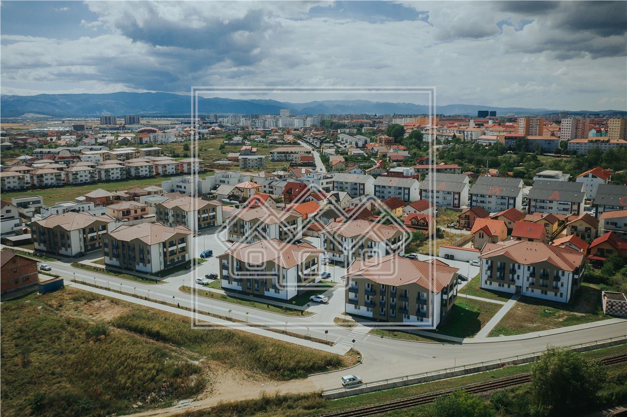 2-Zimmer Wohnung kaufen in Sibiu - Family II
