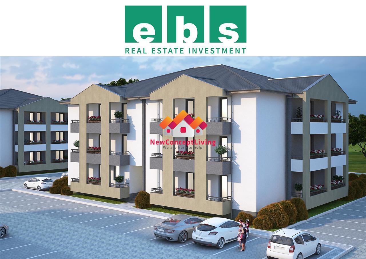 Apartament 3 camere de vanzare in Sibiu - Family II - Ideal famililor