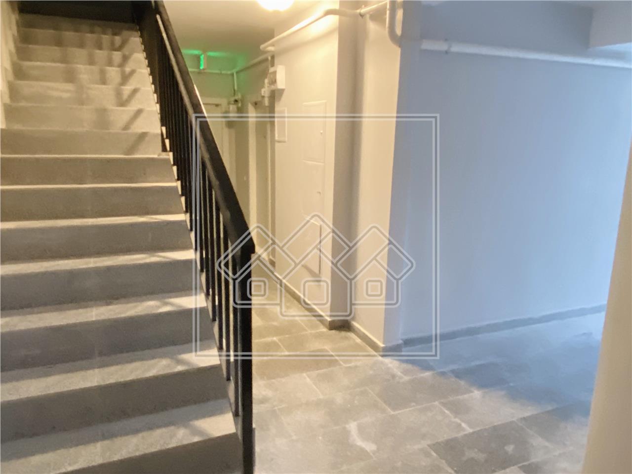 Apartament intabulat - Family II - finisat la cheie