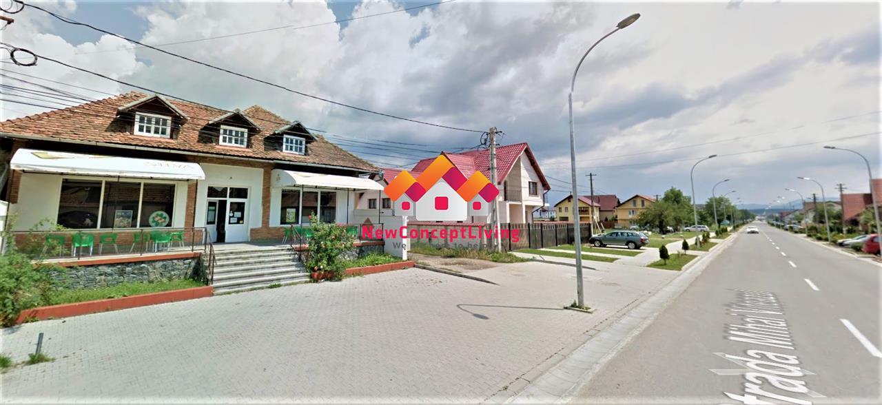 Casa de vanzare in Sibiu -Selimbar- Individuala, zona linistita