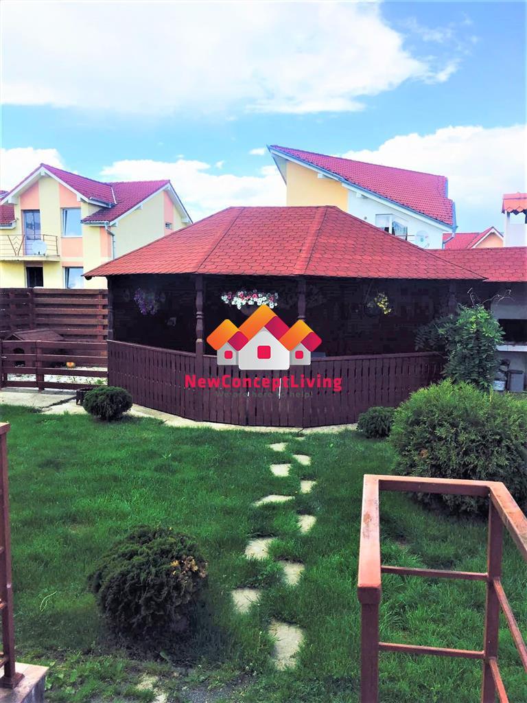 Casa de vanzare in Sibiu - individuala - curte spatioasa