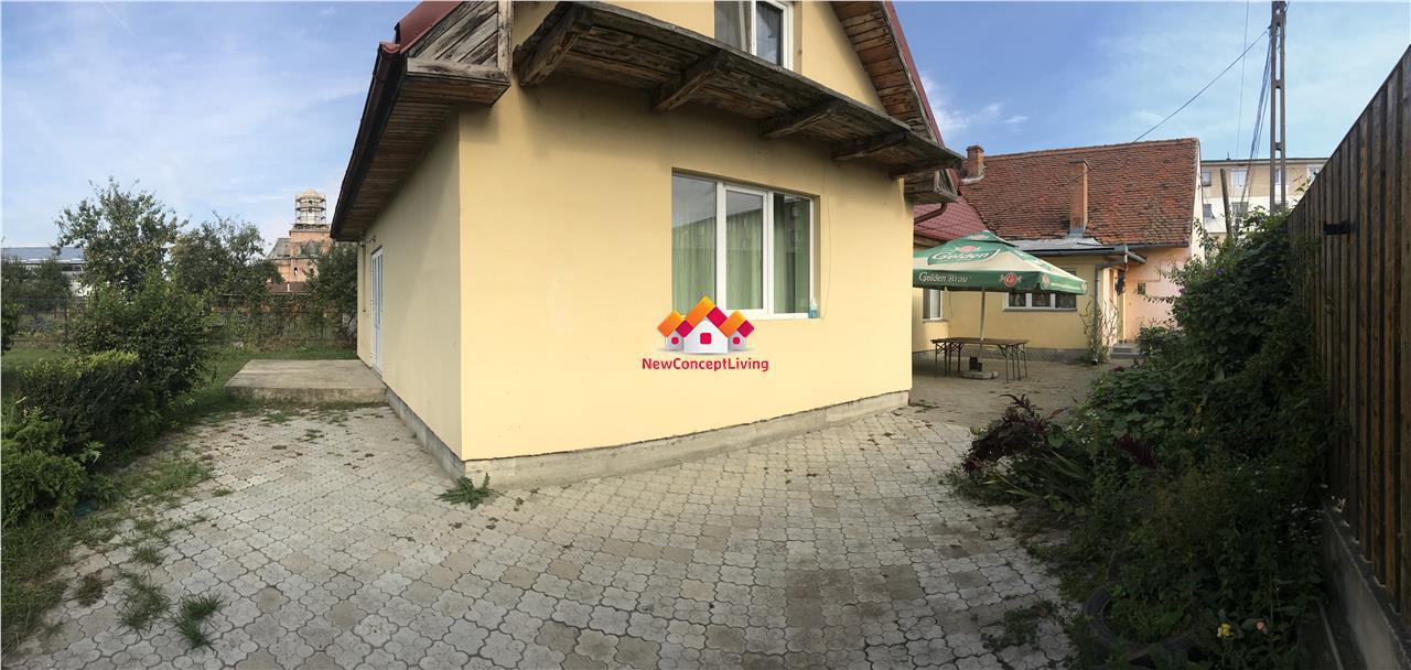 Casa de vanzare in Sibiu - cu teren de 1000 mp