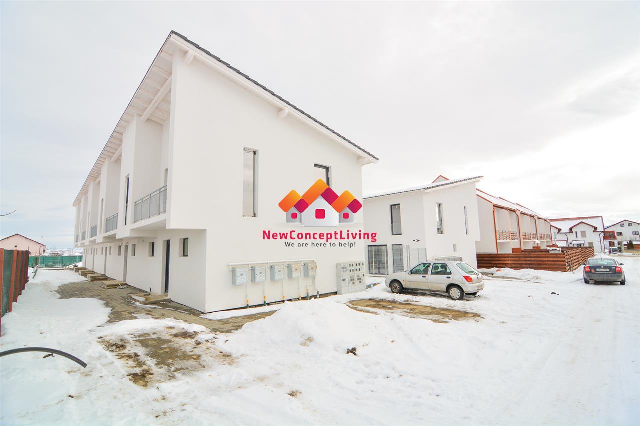 Casa de vanzare in Sibiu - 3 camere - Cartierul Arhitectilor