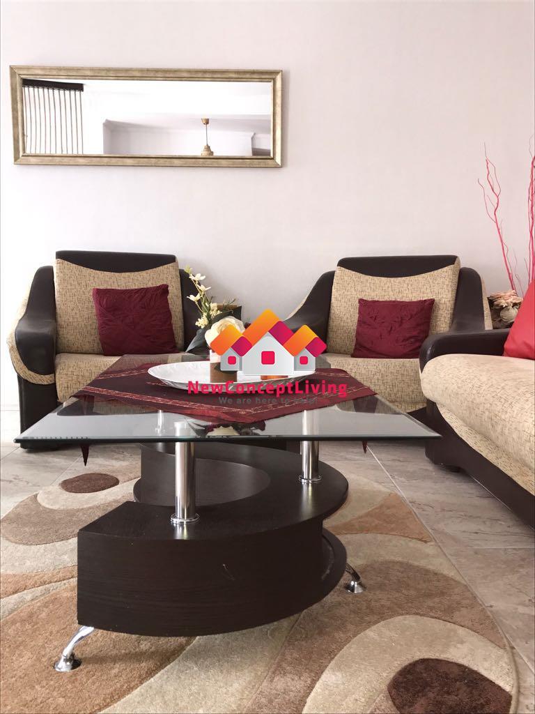 Apartament de vanzare in Selimbar- mobilat si utilat de LUX