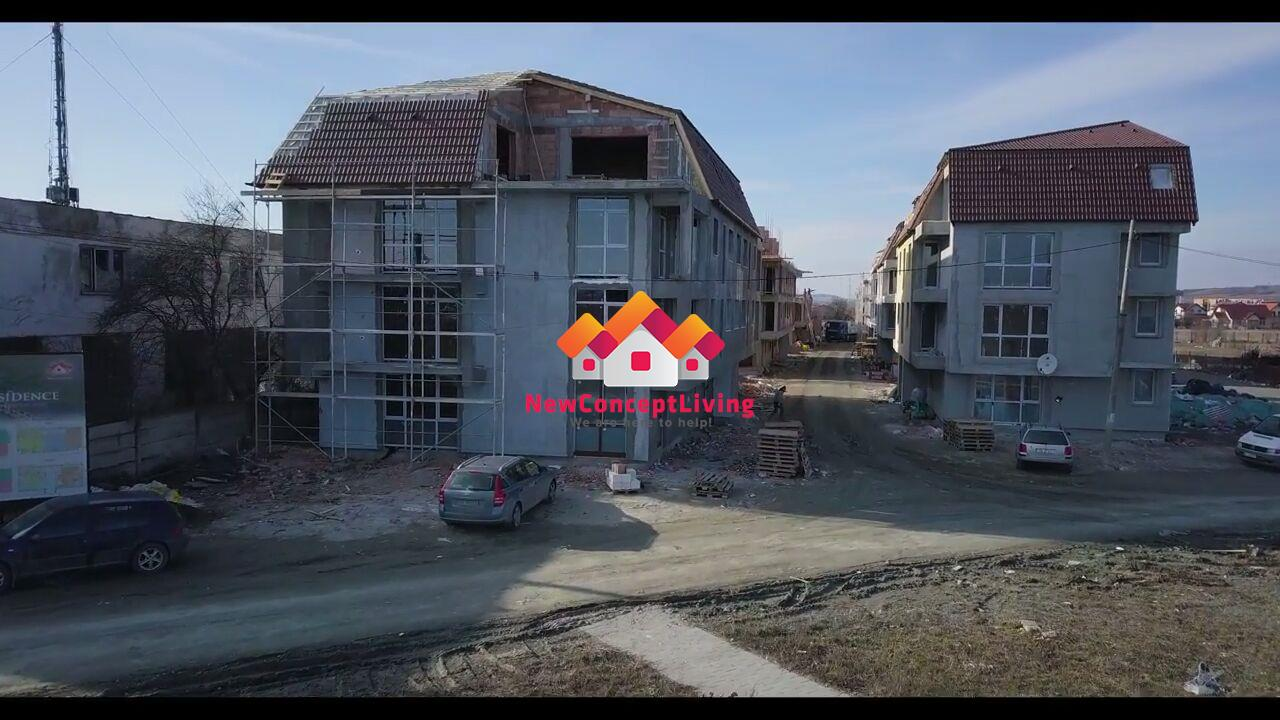 Apartament de vanzare Sibiu - 2 camere DECOMANDATE  - ETAJ INTERMEDIAR