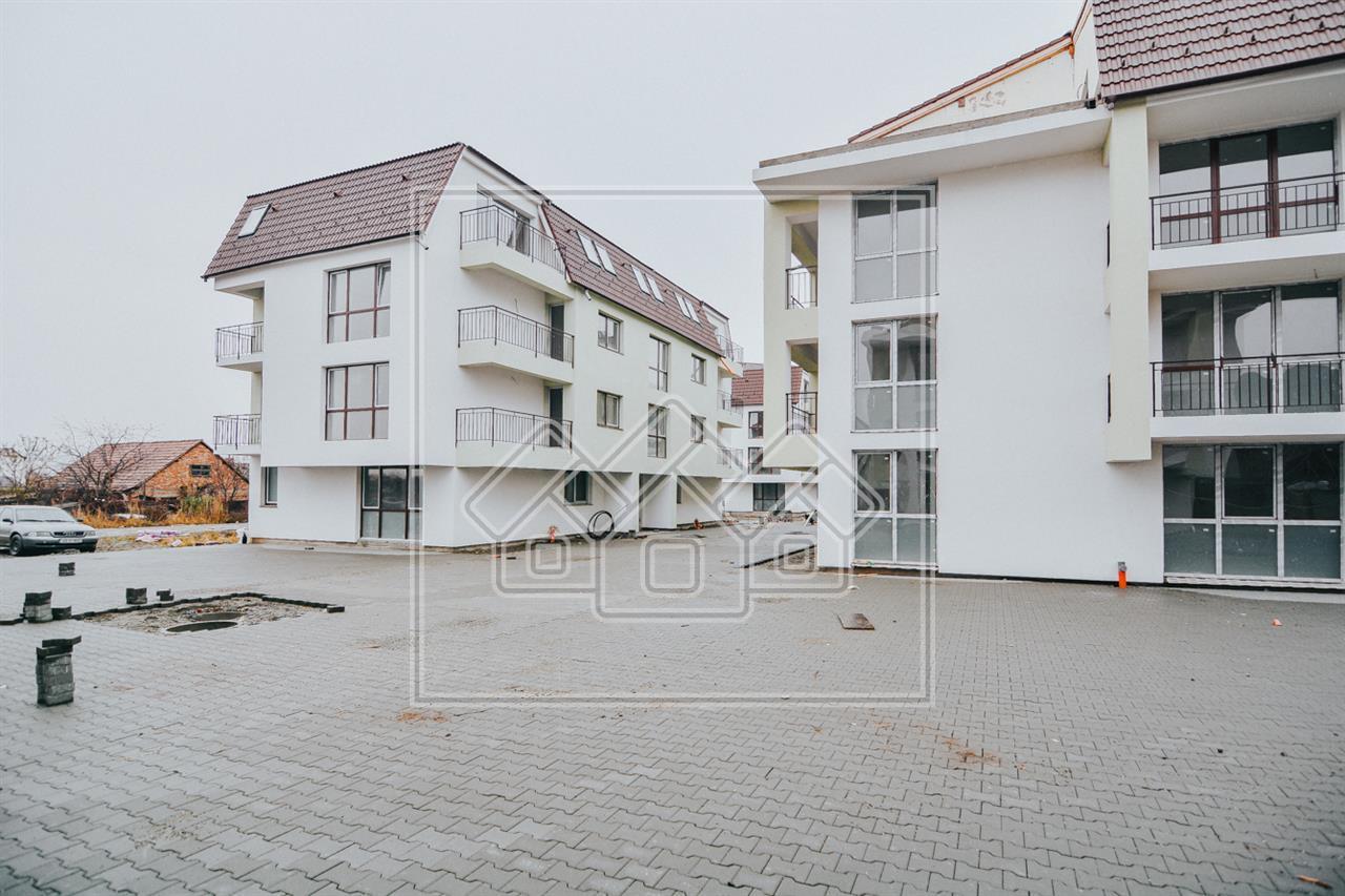 Apartament de vanzare Sibiu - 2 camere - etaj intermediar - decomandat