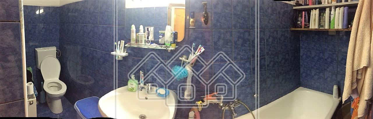 Apartament de vanzare Sibiu -3 camere- Ultracentral-loc de parcare
