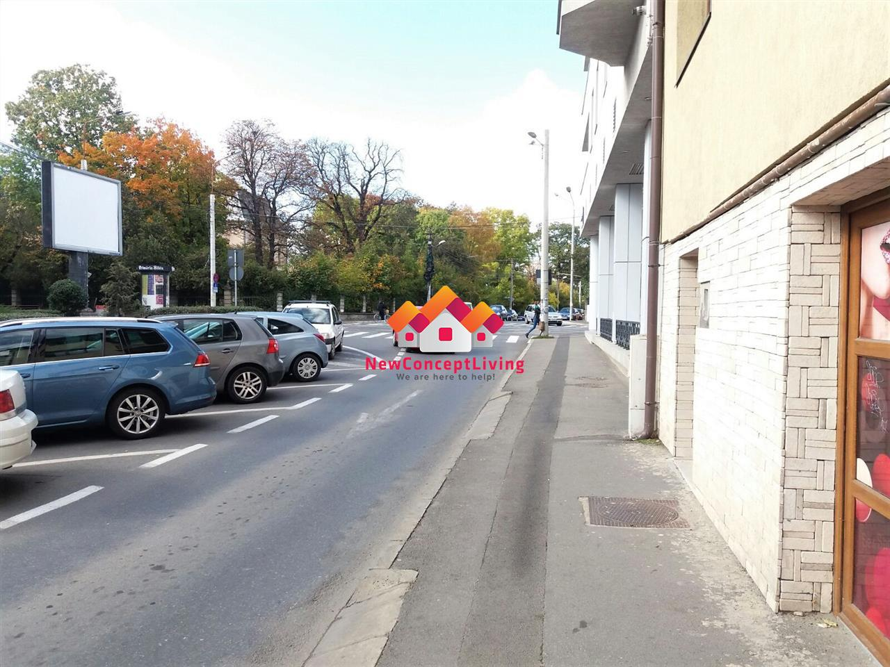 Spatiu de inchiriat Sibiu - pretabil birou firma- Central
