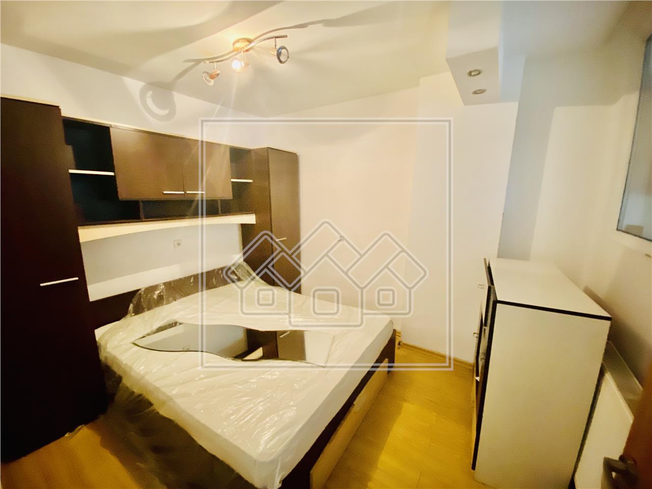 Wohnung zum Verkauf in Sibiu - ein Zimmer - Stand II Bereich