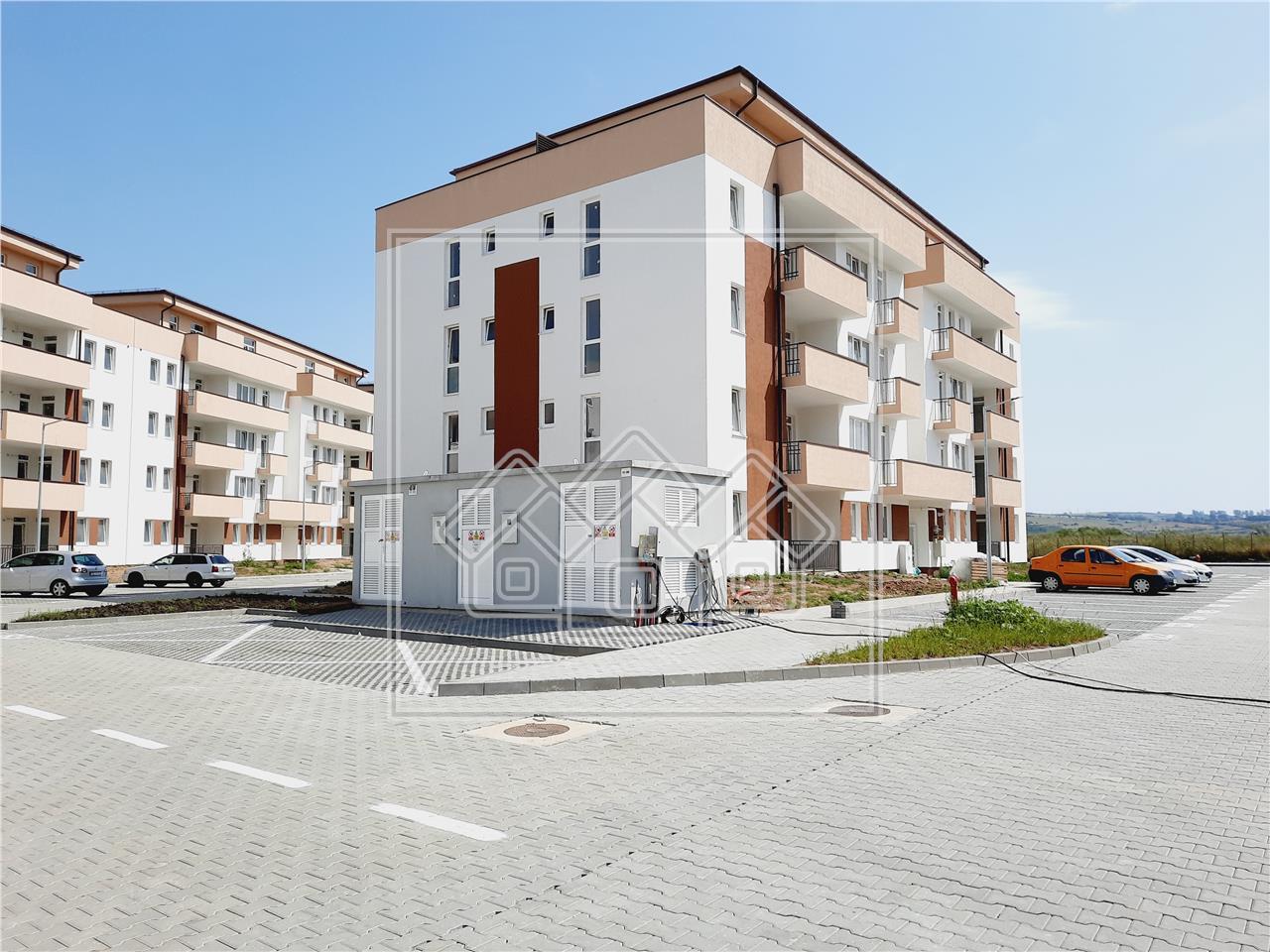 Garsoniera De Vanzare In Sibiu - Intabulata - La cheie - H. Coanda