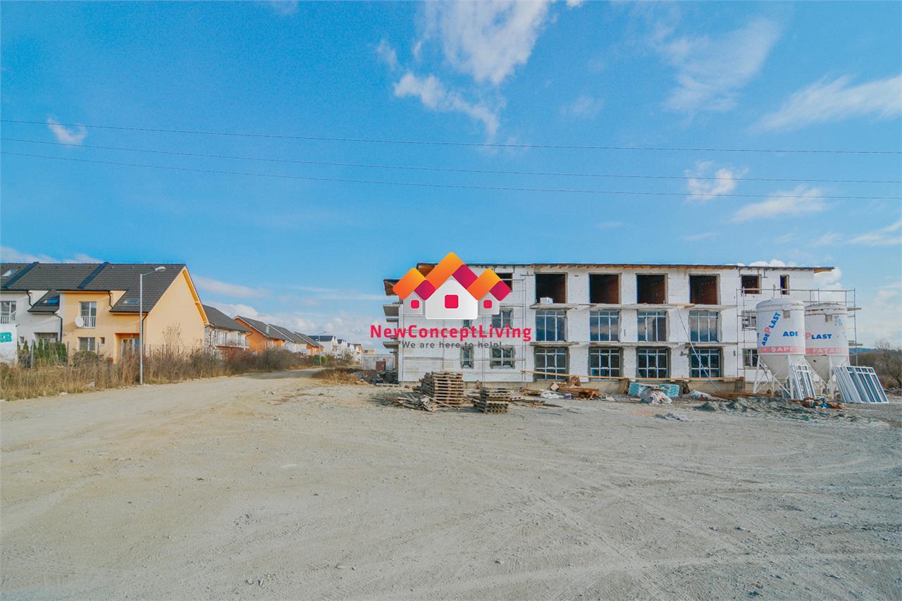 Apartament de vanzare Sibiu - 2 camere – compartimentare practica